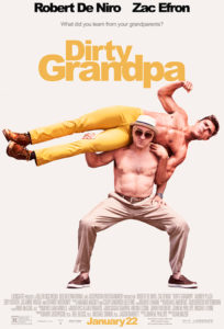 Dirty Grandpa (2016) <b> <br>  Addt'l Editing