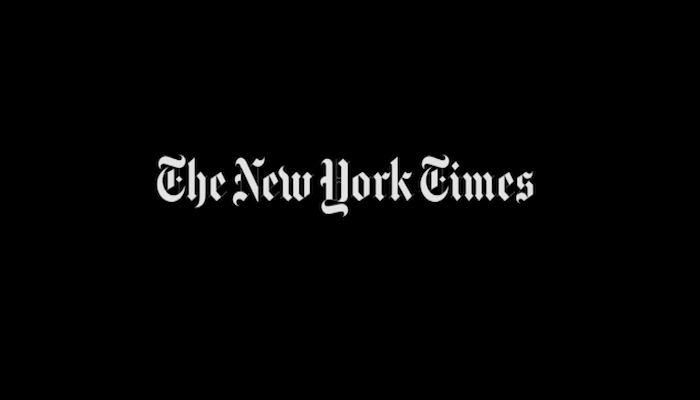 The New York Times // Bryan Denton <b>  <br>2017 Cannes Gold Lion Best Editing