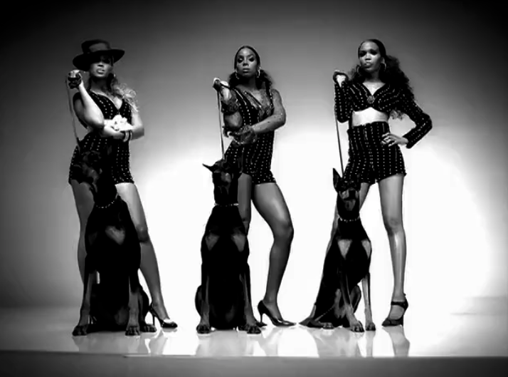 Destiny's Child // Soldier   <br> <b> VMA Nominated