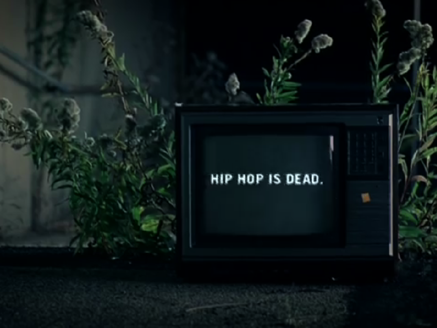 Nas // Hip Hop is Dead