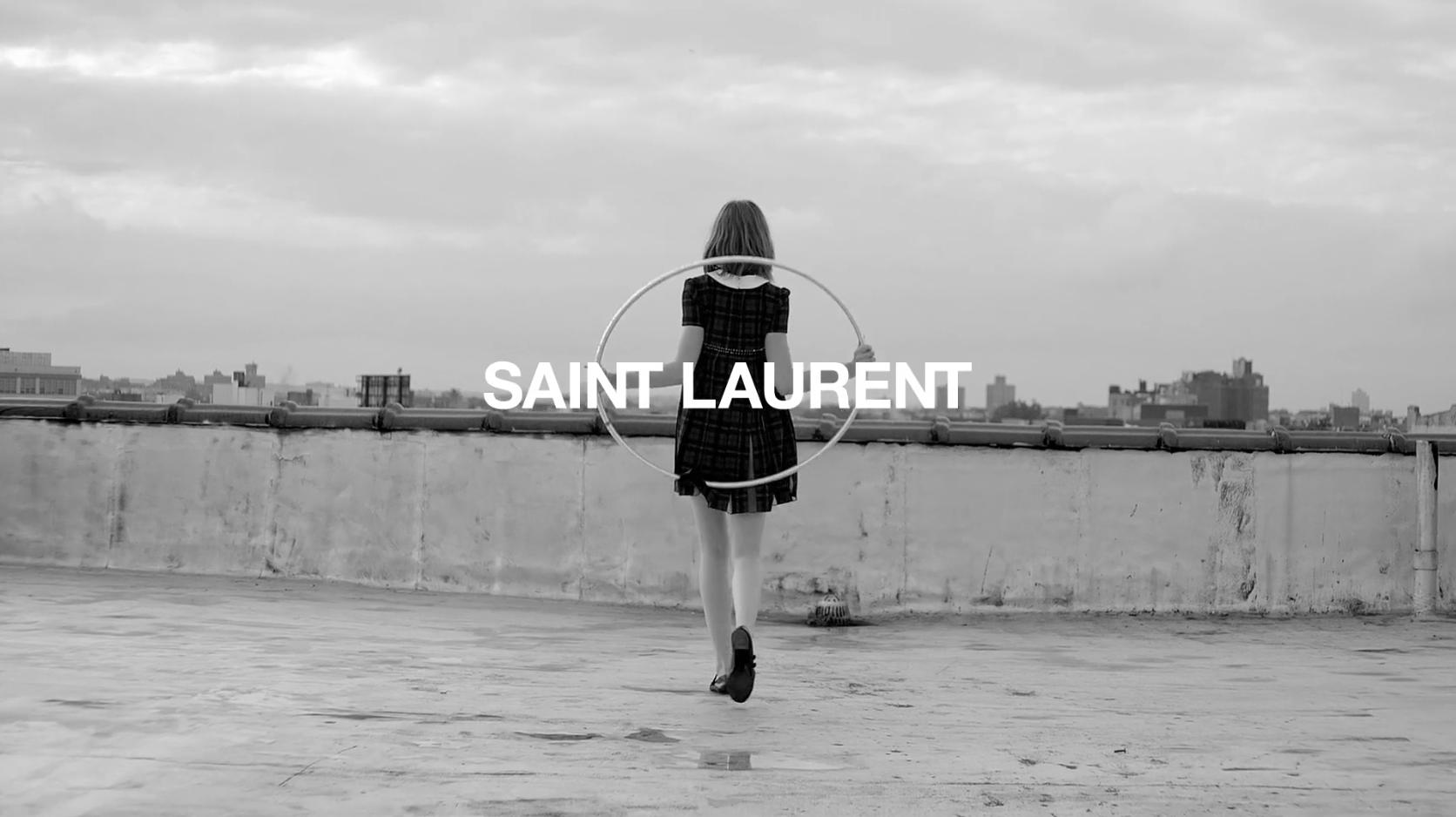 Saint Laurent // Hoola
