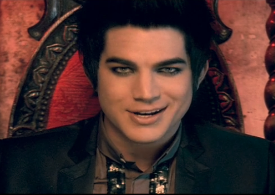 Adam Lambert // For Your Entertainment
